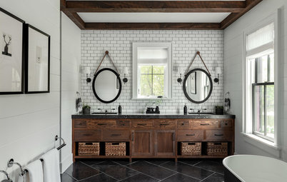 6 Creative Bathroom Tile Ideas