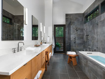Superb  Top Styles and Colors for Master Bath Renovations Now