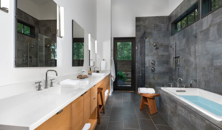 Data Watch: Top Styles and Colors for Master Bath Renovations Now