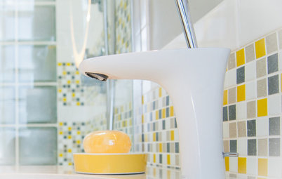 A Crash Course in Bathroom Faucet Finishes