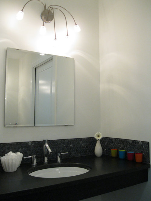 houzz contemporary bathrooms modern guest bathroom home design ideas pictures remodel 13180
