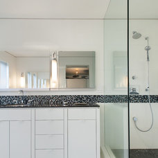 Contemporary Bathroom by Lynbrook of Annapolis, Inc.