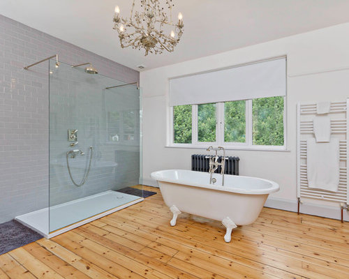 Marvelous Modern Ensuite Bathroom Ideas Pictures Remodel And Decor Largest Home Design Picture Inspirations Pitcheantrous