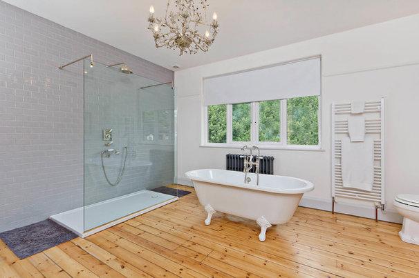 Contemporary Bathroom by Neil Mac Photo