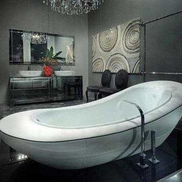 Modern Italian Bathrooms