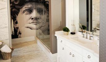 Modern Italian Inspired Bathroom