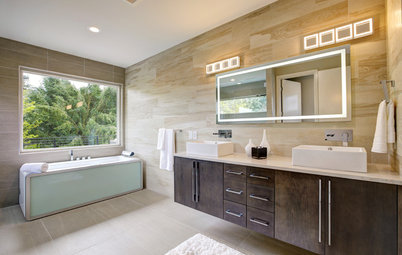 Want a Contemporary Bathroom? Bring in These 8 Elements