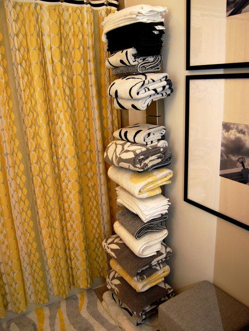 Vertical Towel Rack Home Design Ideas, Pictures, Remodel ...