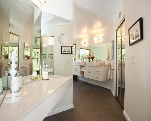 Modern Luxury Spa Tub Bathroom Remodel