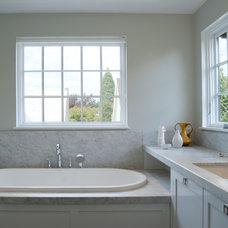 Contemporary Bathroom by risa boyer architecture