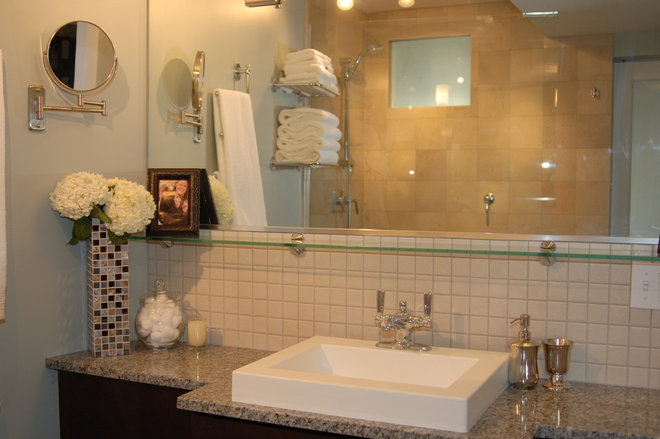Contemporary Bathroom by Inspired Interiors