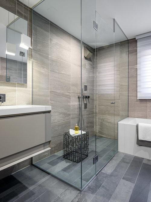 Modern Masculinity Ensuite Bath Astro Design Centre Ottawa Canada
