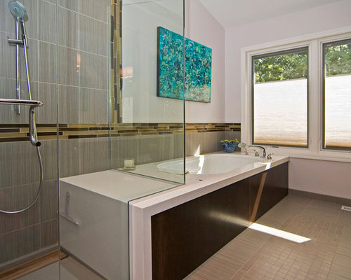 Best Modern Master Bath Design Ideas & Remodel Pictures | Houzz