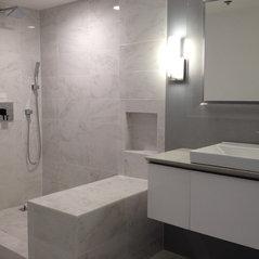 Merveilleux Rockville, MD. Modern Master Bath
