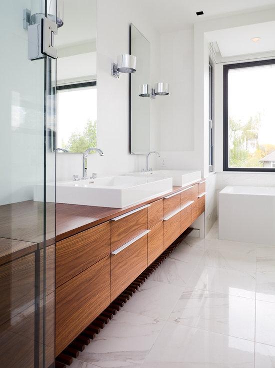 Modern Master Bathroom Houzz