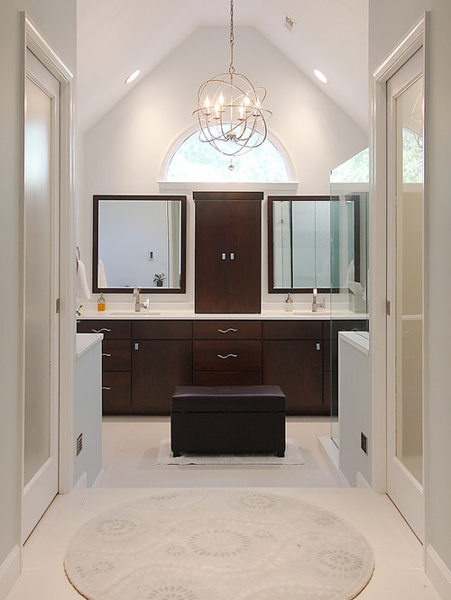 Master Bath Lighting Houzz