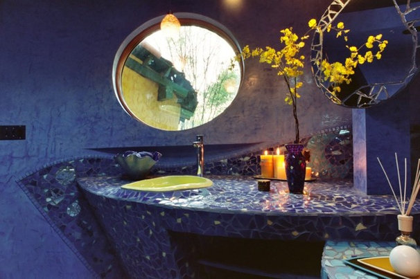 Contemporary Bathroom by SCHLUEBarchitecture