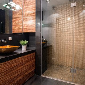 Modern Minimalist Bathroom-Culver City