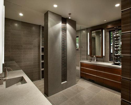 Light Grey Bathroom Home Design Ideas Pictures Remodel