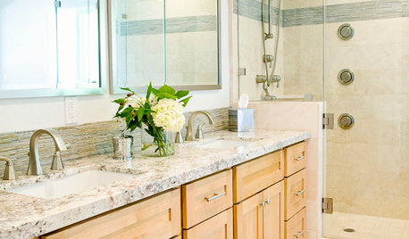 Bathroom Vanitiesbathroom Countertops 101 The Top Surface Materials