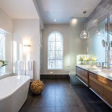 Tesuque Master Bath