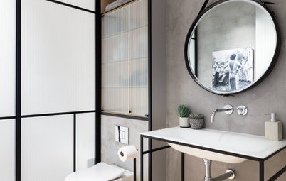 10 Cool Ways to Embrace the Trend of Sharp Black Lines