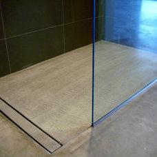 Modern Bathroom by MODE CONCRETE