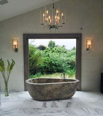 Contemporary Bathroom by Jolie Korek & Company