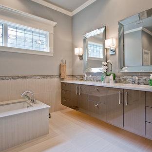 Modern Plush Master Bath