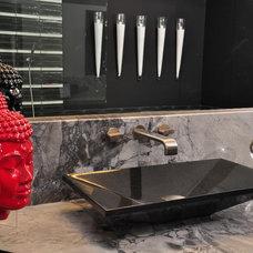 Contemporary Bathroom by Cantoni