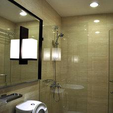 Modern Bathroom by Arkitec2ra Design Group