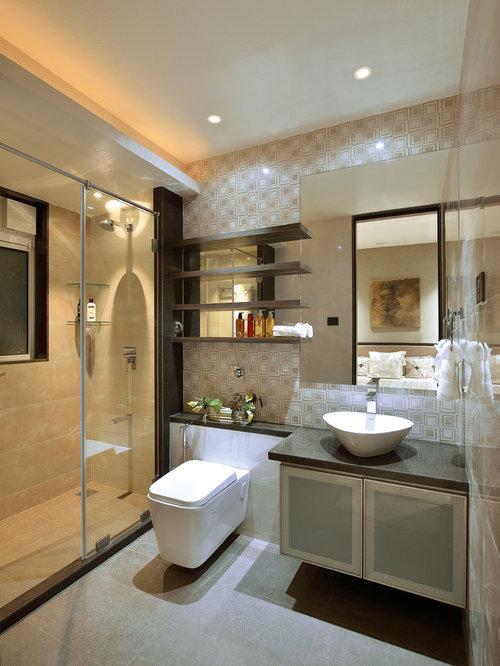 Salle de bain Inde : Photos et idées déco de salles de bain