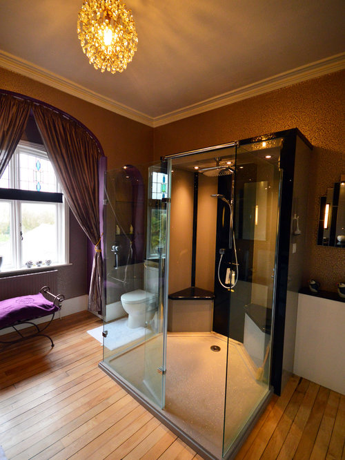 Standing Shower Designs Houzz