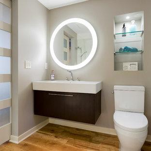 Ideas para cuartos de baño   Fotos de cuartos de baño modernos pequeños