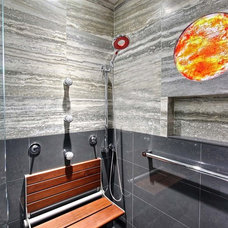 Modern Bathroom by BY DESIGN Builders