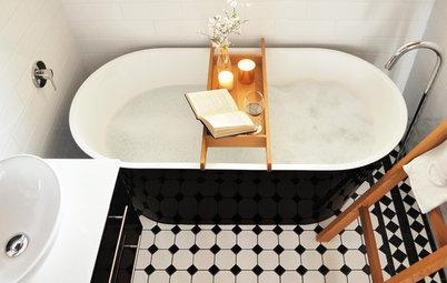 森瑤子エッセイに学ぶ、素敵な暮らしとインテリア:黄昏時の泡風呂