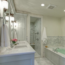 Traditional Bathroom by Herrick Design Group