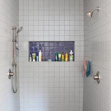 Modern Bathroom by ATL Renovations, LLC