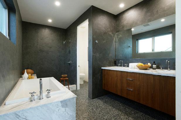 Contemporary Bathroom by New Utopia Design Build