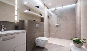 Modern Wet Room / Walk In Shower