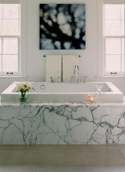 Modern Bathroom by Croma Design Inc.