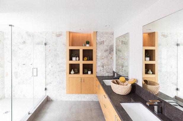 Modern Bathroom by Madison Modern Home
