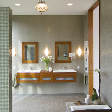 Modern Bathroom by Gardner/Fox Associates, Inc