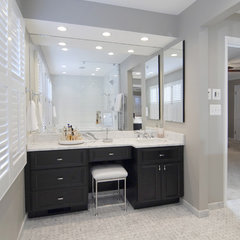 traditional bathroom by Reico Kitchen & Bath