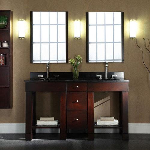 modular bathroom vanity | houzz