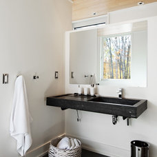 Contemporary Bathroom by David Giral Photography