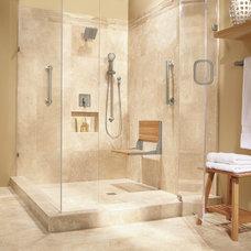 Modern Bathroom by Moen