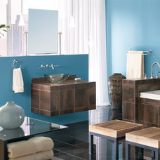 Contemporary Bathroom by Moen