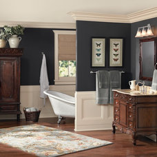 Traditional Bathroom by Moen