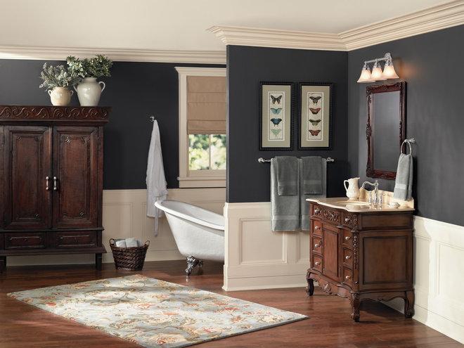 Traditional Bathroom by Moen